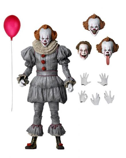 NECA IT Chapter 2 Ultimate Pennywise Action Figure